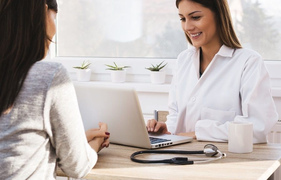 How to ensure that the patient attends the return visit