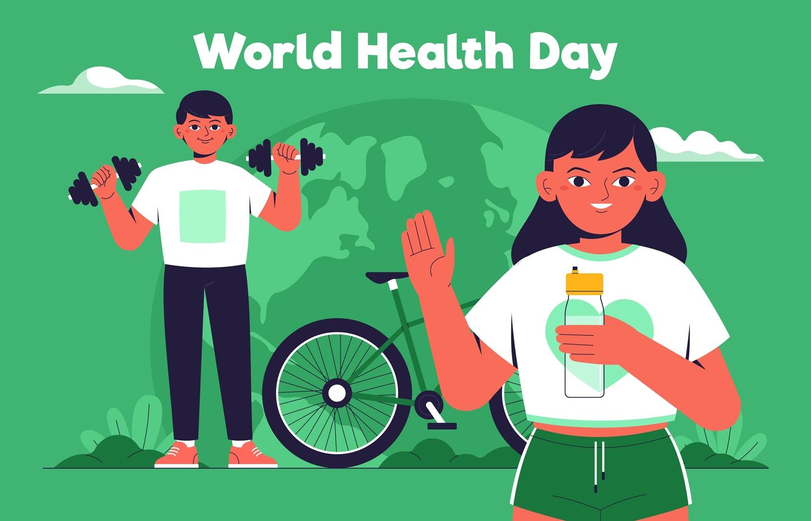 April 7 - World Health Day